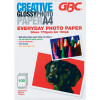GBC Creative Everyday Photo Paper A4 160gsm Pack of 100