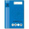 OLYMPIC GRAPH EXERCISE BOOKS A4 48Pages 5mm Squares