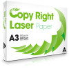 Copy Right Laser Copy Paper A3 80gsm White Ream of 500