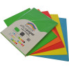 Rainbow Office Copy Paper A3 80gsm Bright Assorted Pack of 100