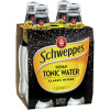 SCHWEPPES TONIC WATER Bottle 300ml Pack of 4 Pack of 4
