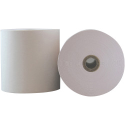 KLEENKOPY Register Rolls 57MM x 57MM x 12MM Bond Pack of 8