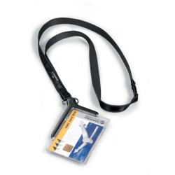 Durable Convention Card Holder Deluxe Necklace Pack Of 10