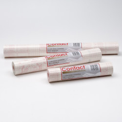CONTACT SELF ADHESIVE COVERING 20mx375mm 60Mic Gloss