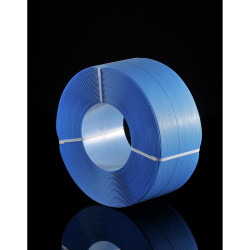 MACHINE STRAPPING Polyprop Blue 12mm x 3000m Roll