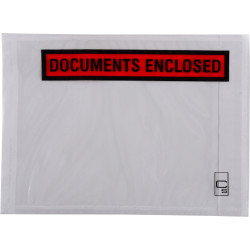CUMBERLAND PACKAGING ENVELOPES Document Enclosed Box of 1000