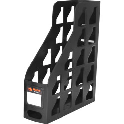 METRO 3462 MAGAZINE RACK Black