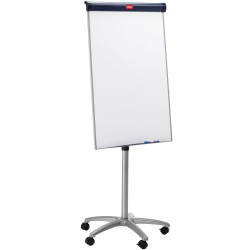 NOBO BARRACUDA MOBILE EASEL Silver