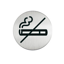 DURABLE PICTOGRAM SIGN No Smoking 83mm