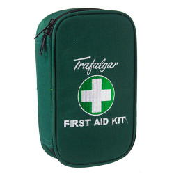 TRAFALGAR VEHICLE F/A KIT Low Risk Kit Soft Case Green